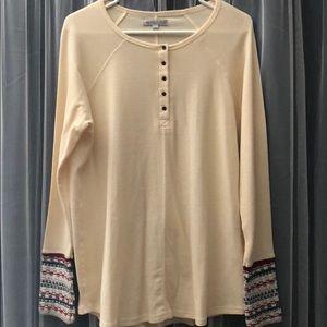 DE COLLECTION long sweater
